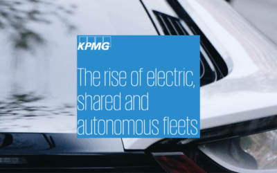 KPMG: The rise of electric, shared and autonomous fleets (2019)