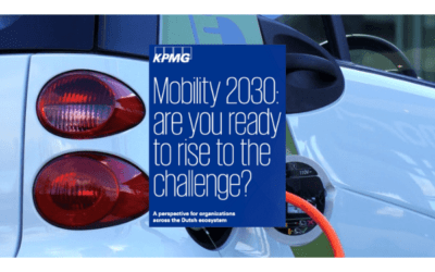 KPMG: Mobility 2030; are you ready to rise the challenge? (2019)