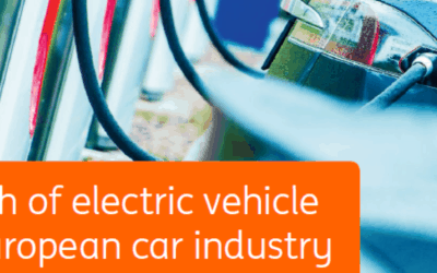 ING: Breakthrough of electric vehicle threatens European car industry (2017)